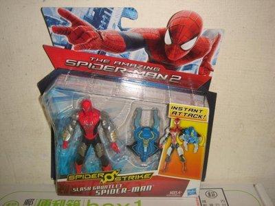 1戰隊DC正義聯盟鋼鐵人漫威MARVEL復仇者聯盟3.75吋Spider-Man蜘蛛人電光之戰閃電蜘蛛爪兩佰七十一元起標