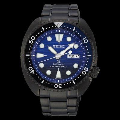 可議價 中美「1958 鐘錶城」SEIKO精工錶 PROSPEX 潛水機械錶(SRPD11J1)/45mm