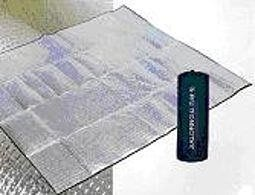 嘉隆 台灣製造 2mm 270x270 鋁箔睡墊 速可搭 coleman logos 4~5人帳篷