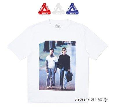 【超搶手】全新正品 2019 Palace Reign Man T-Shirt 相片Logo Tee S M L XL