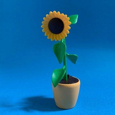 Playmobil 摩比 人仔 C5473 太陽花 植物