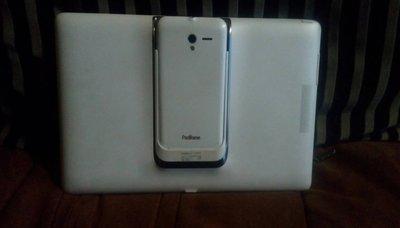 華碩 Asus padfone 2 64g 手機 加 10.1吋 平板基座 含皮包 充電器 二手 中古