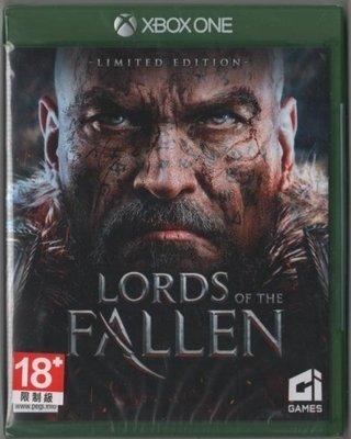 XboxOne - 墮落之王 Lords of the fallen 英文版[亞力士電玩]