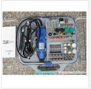 組裝工具 多功能打磨機267件套電磨 雕刻筆 雕刻機