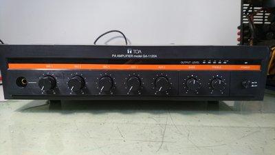 TOA GA-1120A 功率放大器 店舖/教室用擴大機