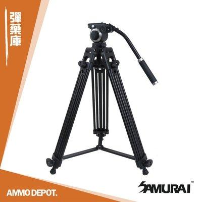 熱銷SAMURAI BROADCAST PRO 攝影機腳架 BROADCAST-PRO  GVVJL1223