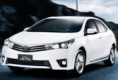 巨城汽車 豐田 TOYOTA 14- ALTIS 11代 11.5代 行車 上鎖 速控 OBD2 三秒安裝 新竹 威德