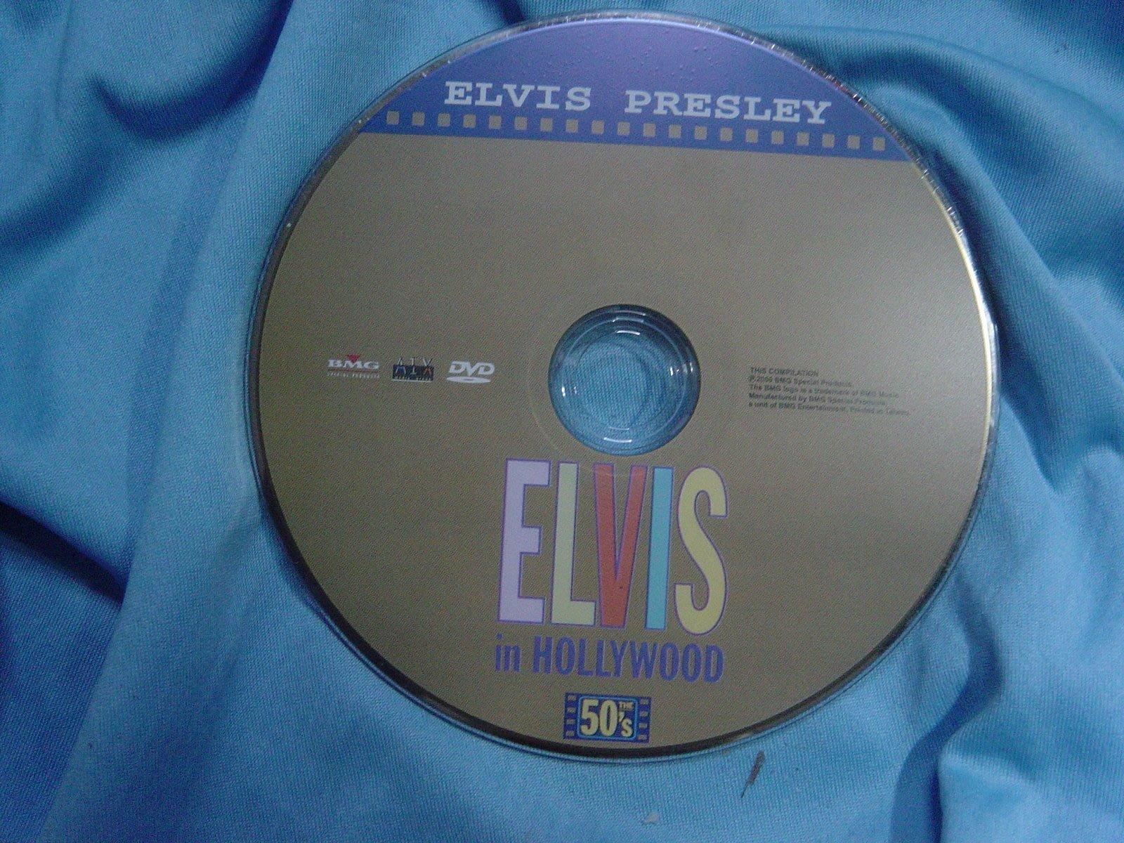 [無殼光碟]p 貓王ELVIS IN HOLLYWOOD the 50