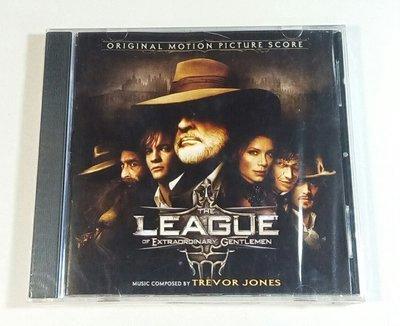 天降奇兵(League of Extraordinary Gentlemen)-Trevor Jones,全新美版23
