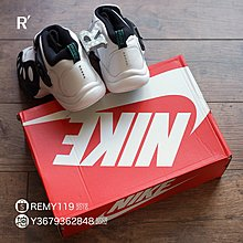 R代購Nike Zoom GP Retro Gary Payton OG 白黑綠 手套 AR4342-100