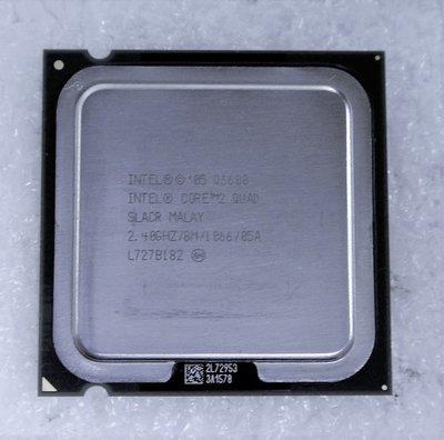 ~ 駿朋電腦 ~ Intel Core 2 Quad Q6600 2.4Ghz/8M/1066 四核心CPU $200