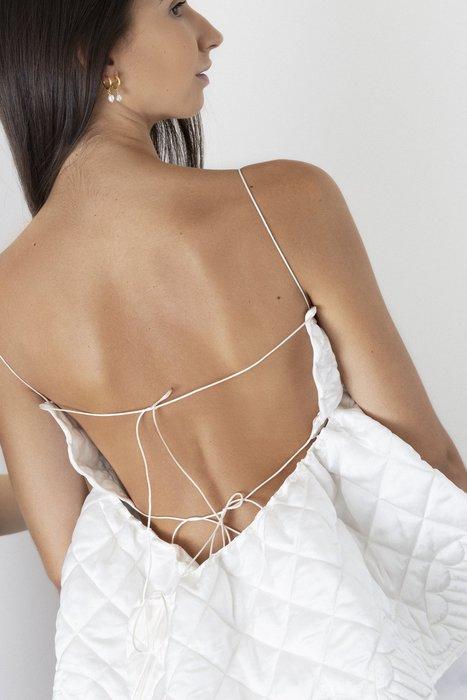 葡萄牙精品 CINCO 台北ShopSmart直營店 Claire earrings 24K金耳環 迷你珍珠耳環
