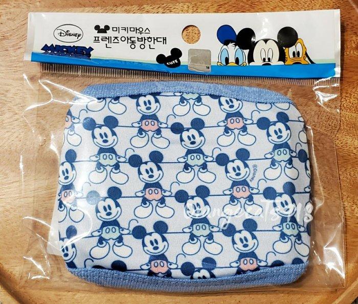 現貨 卡通 藍色 米奇 兒童口罩 可重複使用 棉布口罩 一個 款式隨機出貨 贈送一片 口罩內襯用的不織布 開學必備