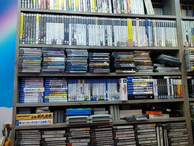 勿提問勿下標 很便宜限自行來店買 SEGA Saturn SS 二手 遊戲片 只要80 起 店內另有大量遊戲可買