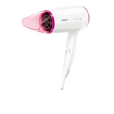 『誠信家電』PHILPS 飛利浦 旅行專用負離子折疊超靜音吹風機 BHD012
