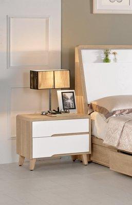 CH085-5 奈德1.8尺床頭櫃/大台北地區/系統家具/沙發/床墊/茶几/高低櫃/1元起