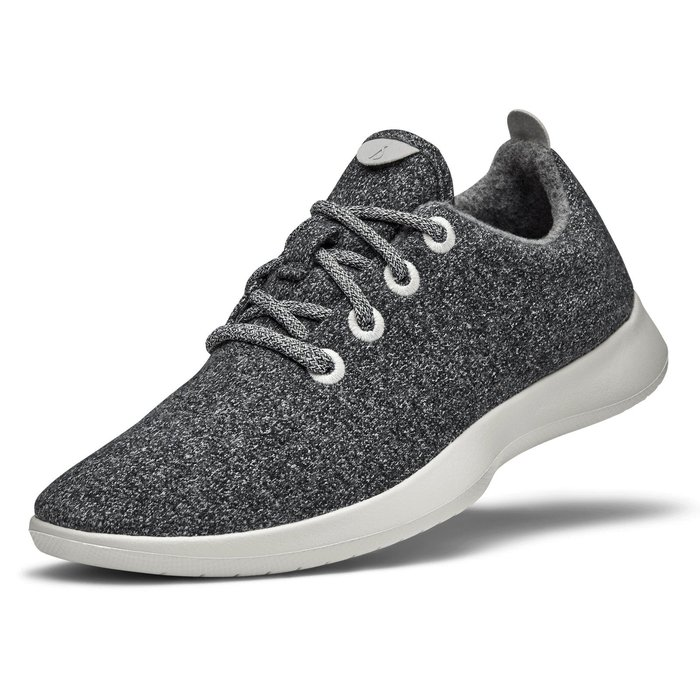預購-3F美國代購-100%正品 Allbirds Wool Runners 女款 Natural Grey