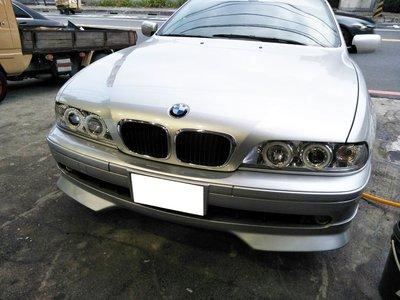 DJD19081312 BMW E39 超亮版 光圈 魚眼 黑框 大燈 依當月報價為準