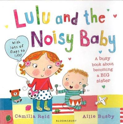 *小貝比的家*LULU AND NOISY BABY/平裝/3~6歲/家庭教育