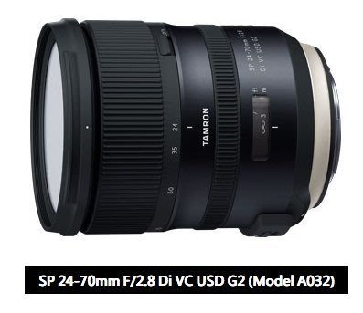 *大元 台南*【平輸優惠中】TAMRON SP 24-70mm F2.8 Di VC USD G2 (A032) 平輸