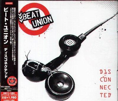 K - Beat Union - Disconnected - 日版 CD+1BONUS