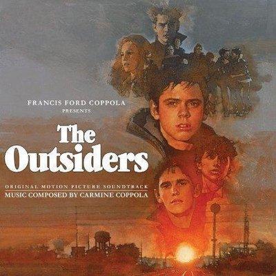 """""""小教父-完整版(The Outsiders)""""- Carmine Coppola,全新英版,O-16"""