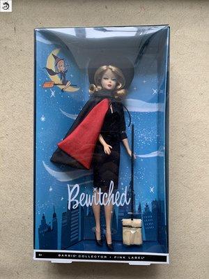 九州動漫芭比 Barbie Bewitched 2010 家有仙妻 復刻女巫珍藏版   現貨