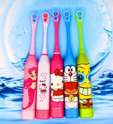 ♥ LUYO SHOP ♥ 可愛 卡通兒童簡易電動牙刷 共5款