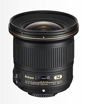 【日產旗艦】Nikon Nikkor AF-S 20mm F1.8G ED N FX 全幅 NIKKOR 平行輸入