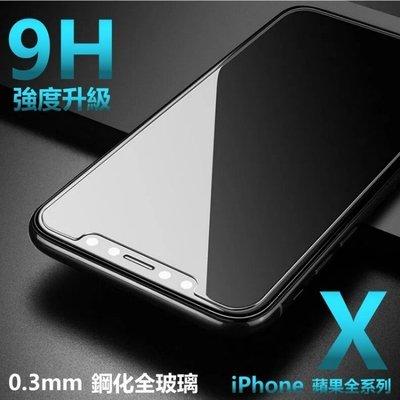 9H 鋼化 玻璃貼 iphone x 8 7 6S 6 5S se plus i7 i8 保護貼 正面 背面 ix