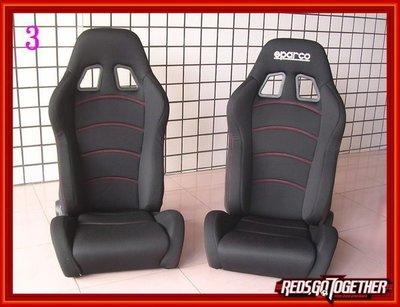 【阿喬ㄉ窩】全新(仿)SPARCO TORINO可調式賽車椅-----Made In Taiwan台灣製 K8 K12