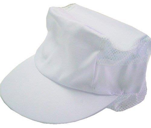 ☆°萊亞生活館 【A418 工作帽19-男女適用】帽子。網帽。食品帽(單一尺寸)