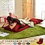 【班尼斯國際名床】原廠公司貨~日系經典坐臥躺功能沙發床/和室椅-含運988元(坐墊布套可拆洗)