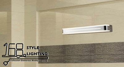 【168 Lighting】弧型清晰《LED壁燈》GE 81140-1