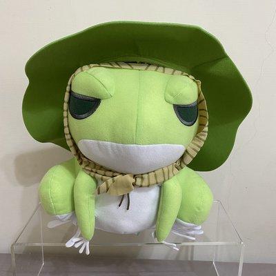 日本景品/日空版/非代理版/日本旅行青蛙大娃娃/旅行青蛙/跟著青蛙旅行去