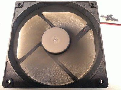 9葉刀 九葉鐮刀 電腦風扇 12公分 12CM 12X12 機殼風扇 系統風扇 散熱風扇 超靜音 4個免