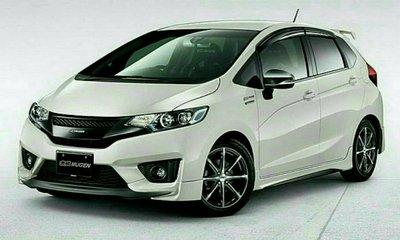 類無限小包 空力套件  Honda Fit3  歡迎預約安裝