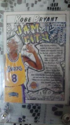 1997 Fleer Kobe Bryant 球員卡