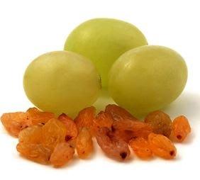 新疆吐魯番 綠葡萄乾 (青提子) 12kg / 箱 (穀的行 good food ingredients)