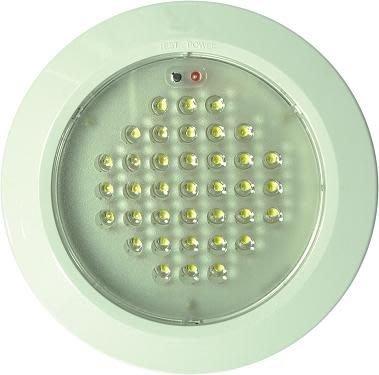 消防器材批發中心 HT2089 36顆 緊急照明燈 SH-39崁入式照明燈LED型. .出口燈.方向燈代客更換
