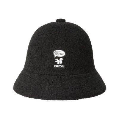 【PD帽饰】預購❤️國外正品代購Kangol美國袋鼠漁夫帽鐘形帽松鼠logo Bad Taste Casual Bucket
