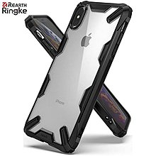 Rearth Ringke iPhone XS Max Case Fusion X