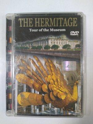昀嫣音樂(CD5)  THE HERMITAGE Tour of the Museum DVD 片況良好