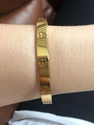 Cartier手環