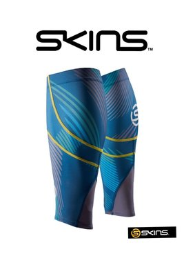 【美國代購】SKINS 專業壓力腿套/壓縮腿套 L/XL