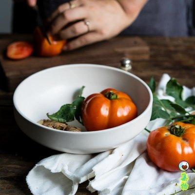 駝背雨奶奶日式陶瓷面碗大湯碗家用大菜碗味千拉面碗早餐碗沙拉碗