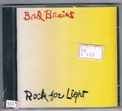 [鑫隆音樂]西洋CD- BAD BRAINS :ROCK FORLIGHT (CARCD12)全新/免競標