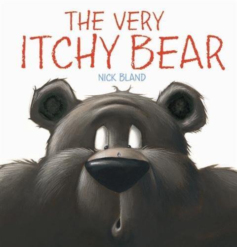 *小貝比的家 *THE VERY ITCHY BEAR /平裝書+CD/3~6歲/趣味幽默