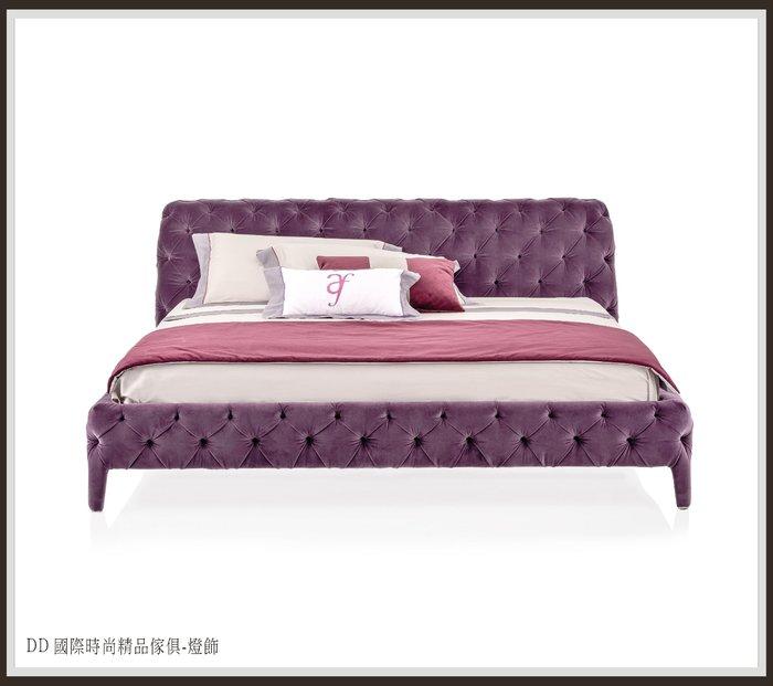 DD 國際時尚精品傢俱-燈飾WINDSOR DREAM (復刻版)訂製雙人床檯/床架