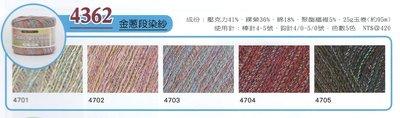 編織日本Lame premia 金蔥段染紗~披肩、小物、包包、衣服diy~手工藝材料、編織工具、進口毛線【彩暄手工坊】